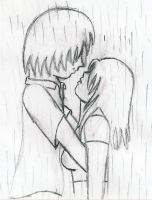 Love in the Rain by psycho40