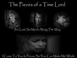 The Pieces of a Time Lord by GreedLin