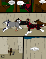 Wolf Tracks page 82 by alicesapphriehail