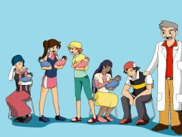 Ash the amorra master harem warning spoilers by dirtonimon on