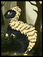 Raptoreed by Nepook