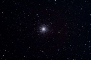 A Famous Globular Cluster by ZeSly
