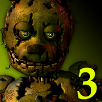 FNAF 3 Steam Greenlight page by kinginbros2011