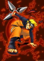 Naruto by CathyStephens