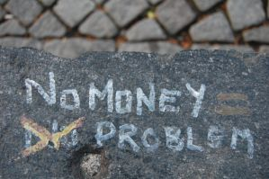 No money no problem by Fawkes-Winchester