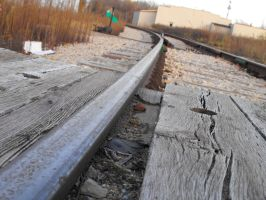 End of the Line by Detdre