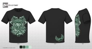 datshirtcontest green by jml2art
