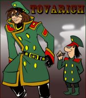 Tovarich by DarkPenguin