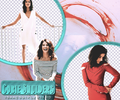 Cobie Smulders - Png pack #8 by isaacsgirlfrixnd