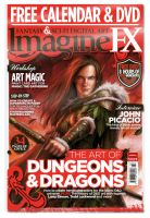 ImagineFX issue 64 by ClaireHowlett