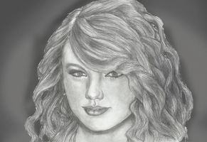Taylor Swift by pudasbeast
