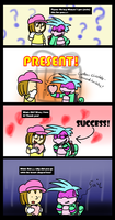 The present by SuperKoopaTroopa