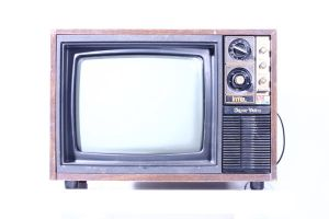 Old Television by paulussebastian