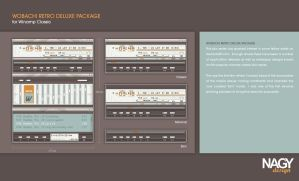 Wobachi Retro Deluxe Package by blueslaad