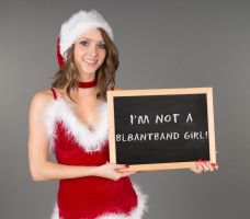 NOT BL8antBand Girl Sign by BL8antBand