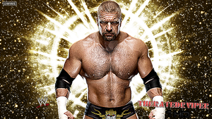 WWE: Triple H GFX by TheRatedRViper1