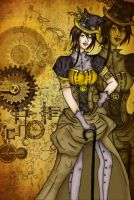 Victorian Steampunk by Vous-Etes-Servis