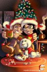 Newly Webbs Christmas - 2011 by EryckWebbGraphics