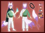 Commission 2/2: Leo Reference by foxhat94