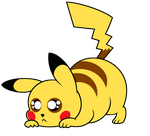Pikachu is ready to pounce by AleximusPrime