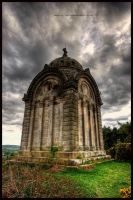 Monteath Mausoleum by GaryTaffinder