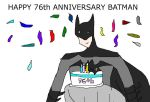 Batman 76th is the best by Dinzydragon