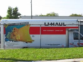 Uhaul South Carolina art by Sorath-Rising