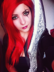 Katarina - League of Legends Cosplay by Dragunova-Cosplay