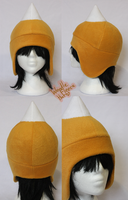 +FleeceHat:Sold+ Weedle Hat. by Stephys-Adoptables