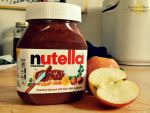 Nutella Loves Apples by 0Shortie0