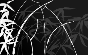 Simplistic Bamboo by Shrinester