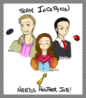 Team Inception by Fengtianshi