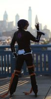 Team Jacket, Agito by Cosmic-Empress