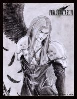 Sephiroth by Zentagas