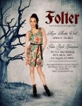 FOLTER Poster-LA-Show by gar3nx