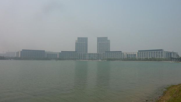 The Government Of Wuxi by leeenya