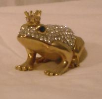 jeweled frog 2 by honey-stock