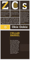 Cellar Barrel Set by ThisWeeksFeature