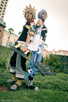 We'll rescue Terra together [Kingdom Hearts] by RisingParadise