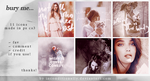 bury me: icons by inconditionally