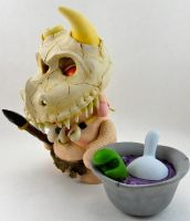 Jakl'n the Dunny Muncher alt 1 by Fail2Evolve