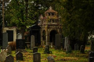 Stock 120 (Cemetery 2/4) by Einheit00