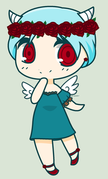 [OC]Jezebel Cheeb by toothblade007