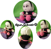 Rose Lalonde Plush by neooki23