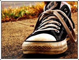 Converse All Star by VidaPhotography