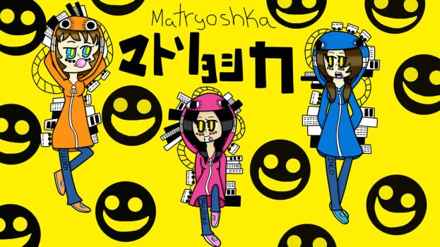 Matryoshka by IreneThecat2001