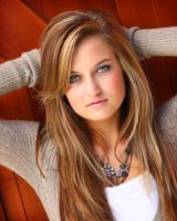 Rachel3 Senior 2010 by JBCrisman