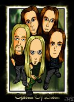 Children Of Bodom -Color- by Wickerchild