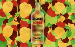 Absolut Peppar by ericvasquez