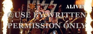 KISS Alive! Facebook Cover by medek1